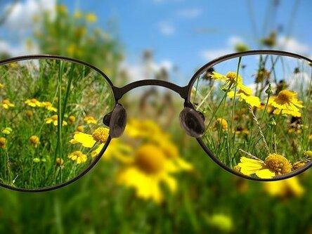Бонус зрение